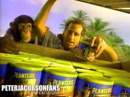 Planters Peanuts Commercial by Peter Jacobson Fans Peterj Fans Twitter