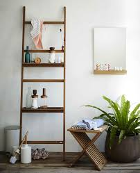 Double Sink Bathroom Decorating Ideas by Bathroom Ladder Shelf Bathroom Modern Double Sink Bathroom