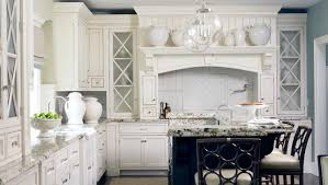 Traditional White Kitchen Images - large white kitchen design ideas