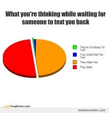 Waiting For Text Meme - waiting for texting back by ben meme center