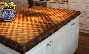 kitchen island cutting board checkerboard butcher blocks wood butcher blocks