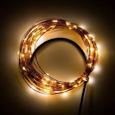 Led Wire String Lights by 10m 100led Dc Power Popular Wholesale Festival Micro Led Copper