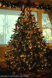 lowes fresh christmas trees part 22 pre lit led alexander pine
