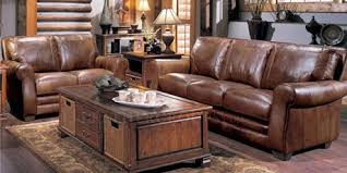 Leather Sofa With Recliner Leather Furniture Leathergroups