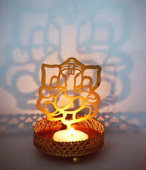 buy paridhi collections tealight candle home decor diwali gift