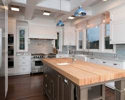 kitchen with butcher block island popular butcher block island houzz design whit with plans 0