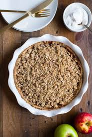 not your s apple crumb pie thyme for health