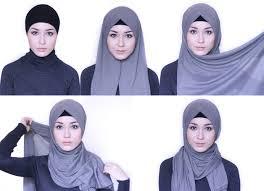 tutorial hijab nabiilabee hijab tutorial everday simple style nabiilabee youtube