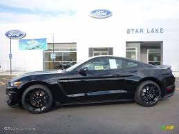 Black Mustang Shelby 2017 Shadow Black Ford Mustang Shelby Gt350 Coupe 114948009 Photo