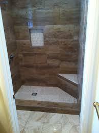 Wood Shower Mat Fresh Wood Tile Bathroom Shower On Home Decor Ideas With Wood Tile