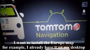 Tomtom Map Update Canada by Tutorial Tomtom How To Install Free Map Youtube