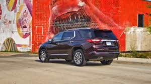 2018 chevrolet traverse redline 2018 chevrolet traverse first drive review