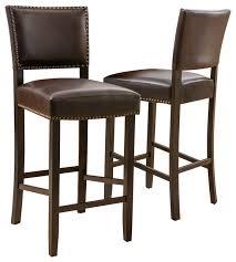 leather sling stools houzz