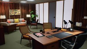 mad men office adam topor film room mad men office