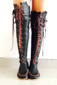s boots knee high brown leather boots green knee high leather boots gipsy dharma