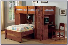 Bunk Bed Desk Combo Plans Bunk Bed Desk Combo Plans Bedroom Home Design Ideas 4xjqxdy7rj