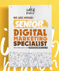 Digital Marketing Specialist Resume Hiring Senior Digital Marketing Specialist Bangkok Thailand