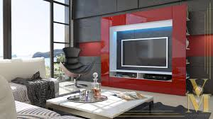 Gloss Living Room Furniture Vladon Mobel Tv Stand Bordeaux Red Decor Ideas Pinterest Tv