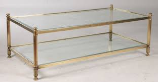 Brass Glass Coffee Table Brass Glass Coffee Table Furniture Favourites