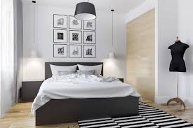 Black And White Modern Rug by Bedroom Black And White Bedroom Ideas Sitting Area Table Lamp
