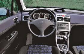 peugeot interior peugeot 307 sw specs 2002 2003 2004 2005 autoevolution