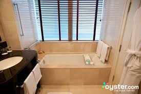 Best Bathrooms Best Hotel Bathrooms In New York Mandarin Oriental New York