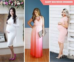 baby shower dress 32 maternity baby shower dresses that will you away cheekytummy