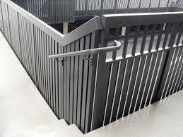 100 series ornamental aluminum railing design choices aluminum