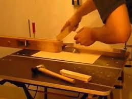 convert portable circular saw to table saw circular saw table saw youtube