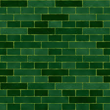 green bricks green brick wall texture green brick wall