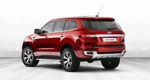 Jual Ford Dc new ford endeavour india price 25 lakhs specifications review images