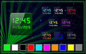 digi clock widget apk digital clock widget android apps on play