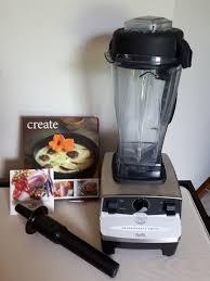 blender cuisine vitamix professional blender excellent working condition