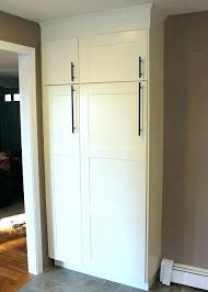 ikea shallow kitchen cabinets pantry cabinet ikea the top kitchen pantry cabinet not storage