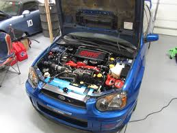 subaru wrx turbo location subaru ej20 ej25 stock location efr t25 v band iwg turbo kit