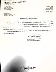 new york division of licensing services certifies internachi as a