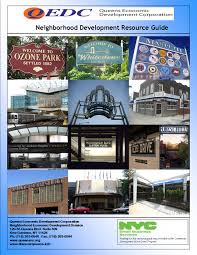 resource guide resource guide queens economic development corporation