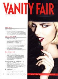 Magazine Vanity Fair Eva Herzigova For Vanity Fair Spain September 2010 By Rankin