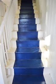 stair ideas fancy painted stair runners ideas