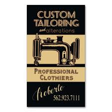 sewing cards templates sewing tailor dressmaker designer seamstress business card
