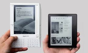 amazon kindle a brief history from the original kindle to the