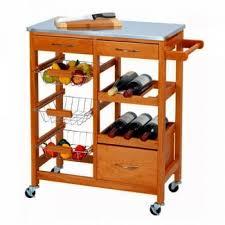 kitchen trolley island wooden kitchen trolley island cart food drinks bar storage serving
