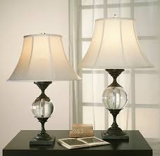 Small Crystal Table Lamp Ball Small Urn Table Lamp