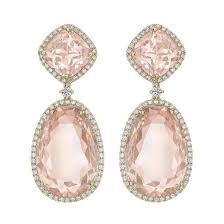 mcdonough citrine drop earrings mcdonough morganite drop earrings kate middleton