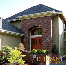 exterior house paint colors with red brick u2013 home mployment