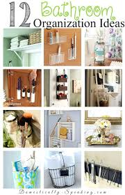 Small Bathroom Organizing Ideas Organize Small Bathroom Bathroom Organizing Ideas