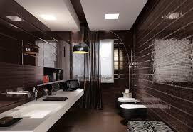 masculine bathroom ideas black mosaic tiles masculine bathroom ideas image photos