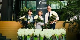 chambre de commerce pays bas dites le avec des fleurs chambre de commerce