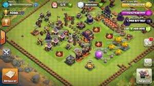 download game mod coc thunderbolt clash of clans flamewall mod unlimited hack apk