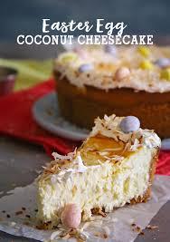 coconut easter eggs easter egg coconut cheesecake kleinworth co